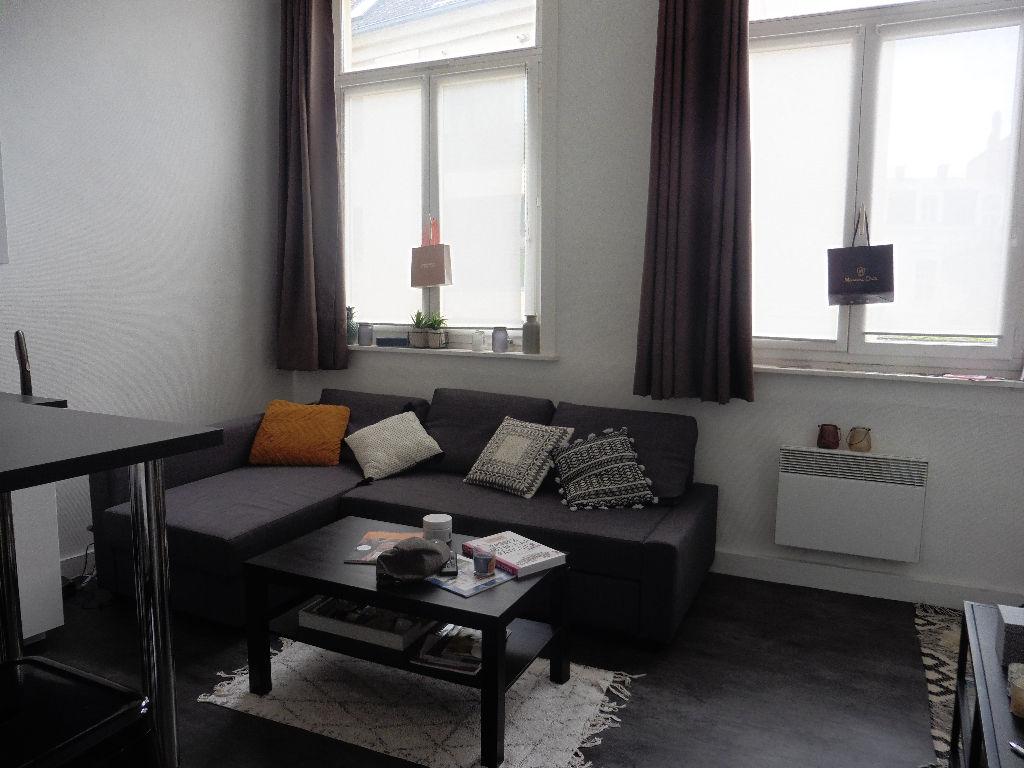 Location appartement - T2 NON MEUBLE VIEUX LILLE 32 m²