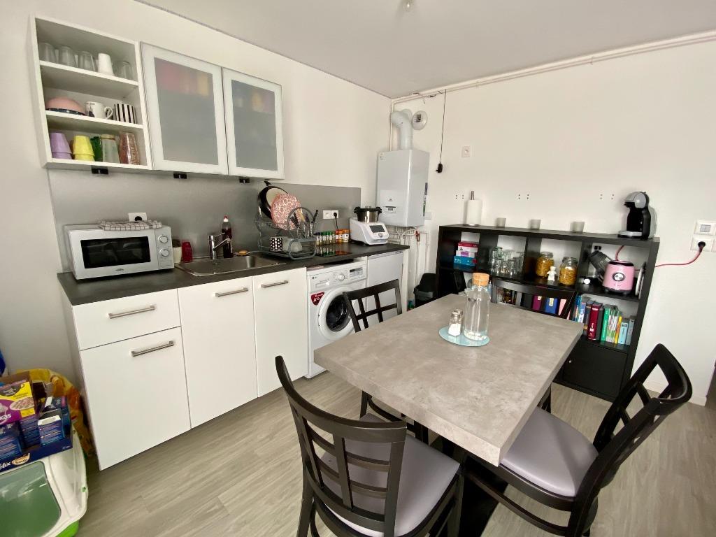 Location appartement - Appartement Lille 2 pièces de 41.60 m2