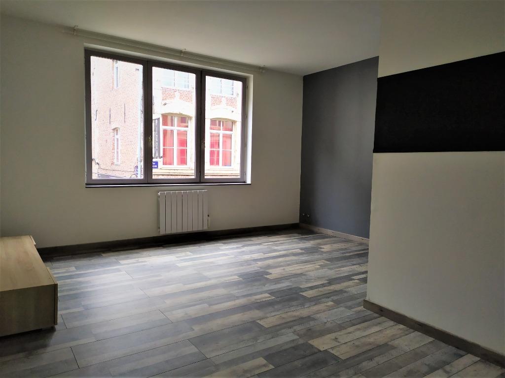 Location appartement - VIEUX LILLE VASTE STUDIO TRAVERSANT