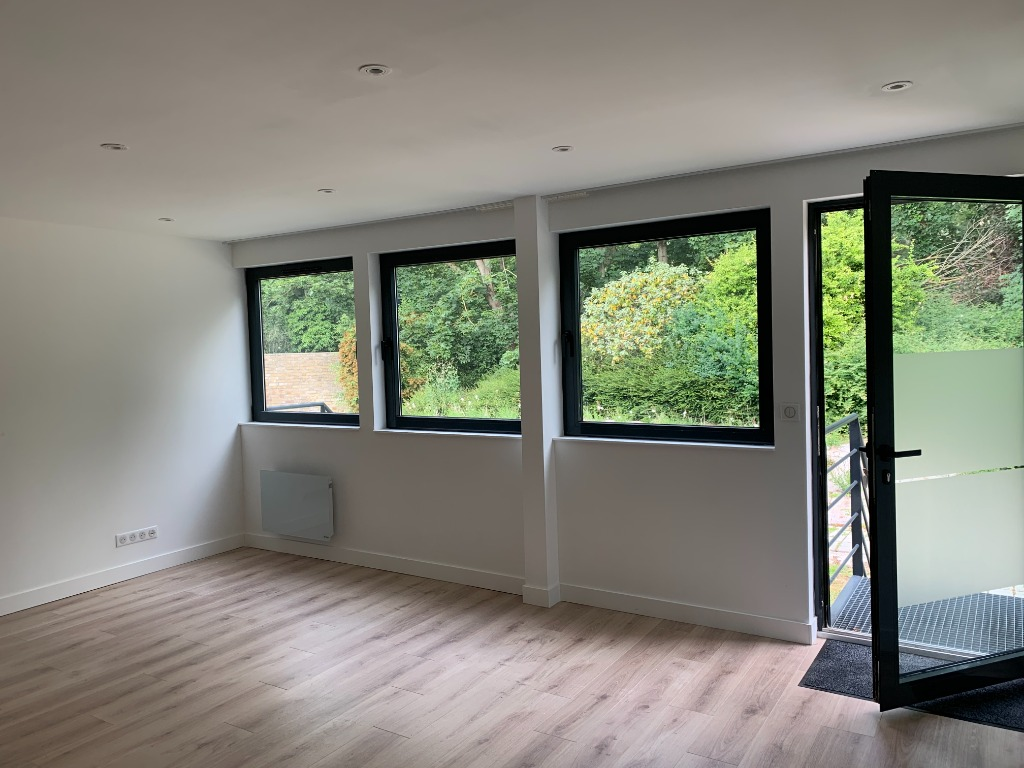 Vente appartement - VILLENEUVE D'ASCQ Brigode -  Appartement T3 de 53.2 m²