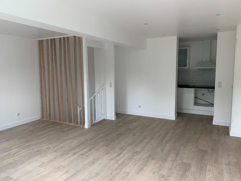 Vente appartement - VILLENEUVE D'ASCQ Brigode  appartement T3 de 58.8m²