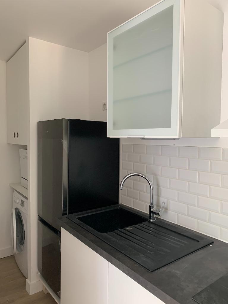 VILLENEUVE D'ASCQ Brigode  appartement T3 de 58.8m²