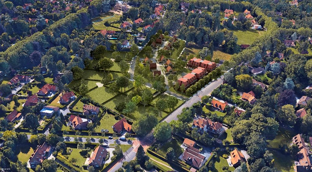 Vente terrain - CROIX  BEAUMONT, terrains constructibles entre 901m2 et 1046m2.