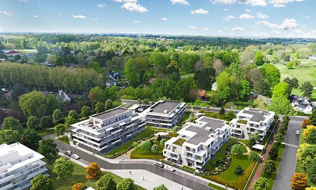 Vente appartement - Ascq/Brigode Appartement T4 neuf éligible Pinel