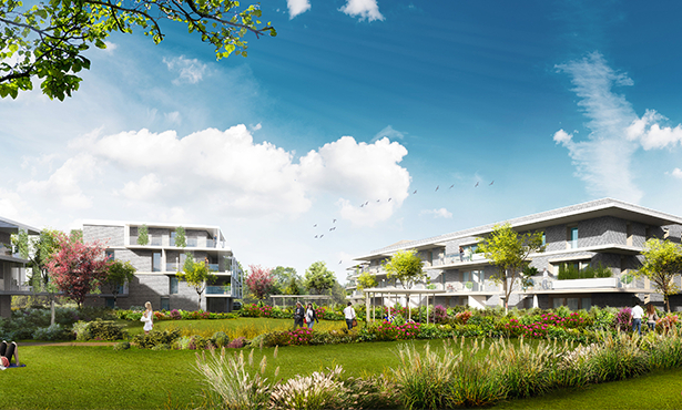 Ascq/Brigode Appartement T5 neuf éligible Pinel