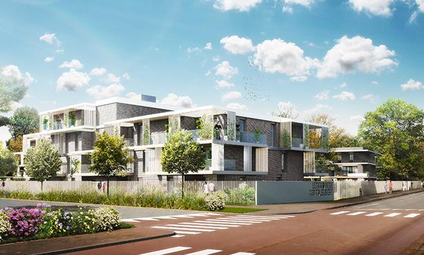 Vente appartement - Ascq/Brigode Appartement T3 neuf éligible Pinel