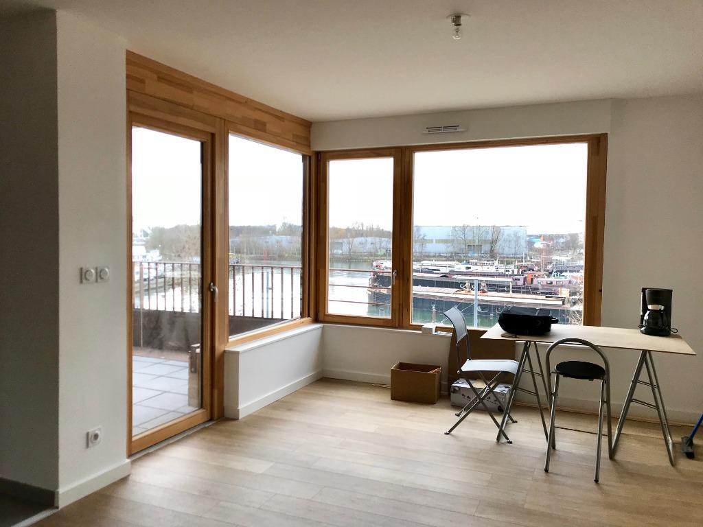 Location appartement 59000 Lille - TYPE 4 NON MEUBLE LILLE EURATECH - QUAI DE L'OUEST