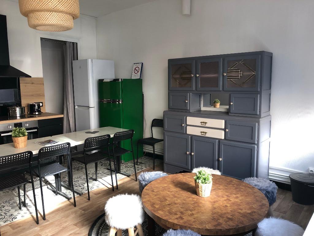 Vente immeuble 59000 Lille - Maison rénovée idéal colocation - Moulins