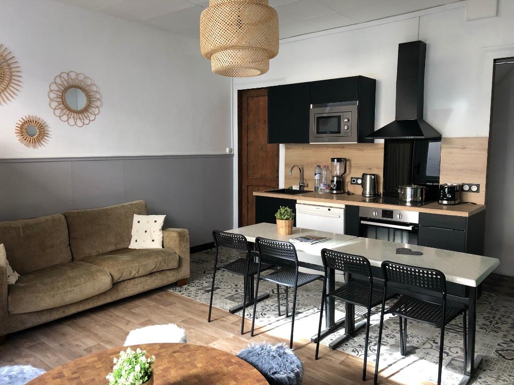 Maison rénovée idéal colocation - Moulins