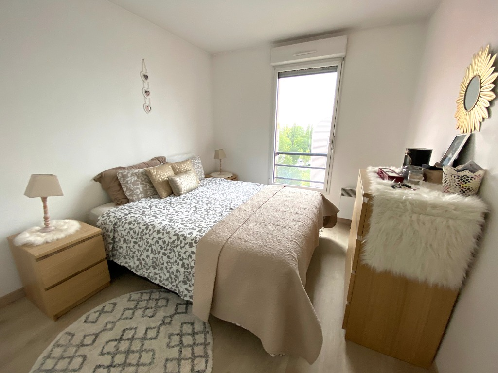 Vente appartement 59000 Lille - T3 Romarin 60m2 terrasse Parking