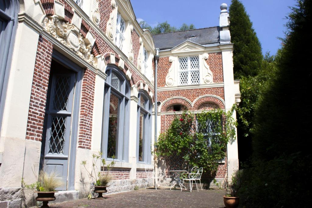 Vente maison - Lambersart château du XIX dans environnement convoité
