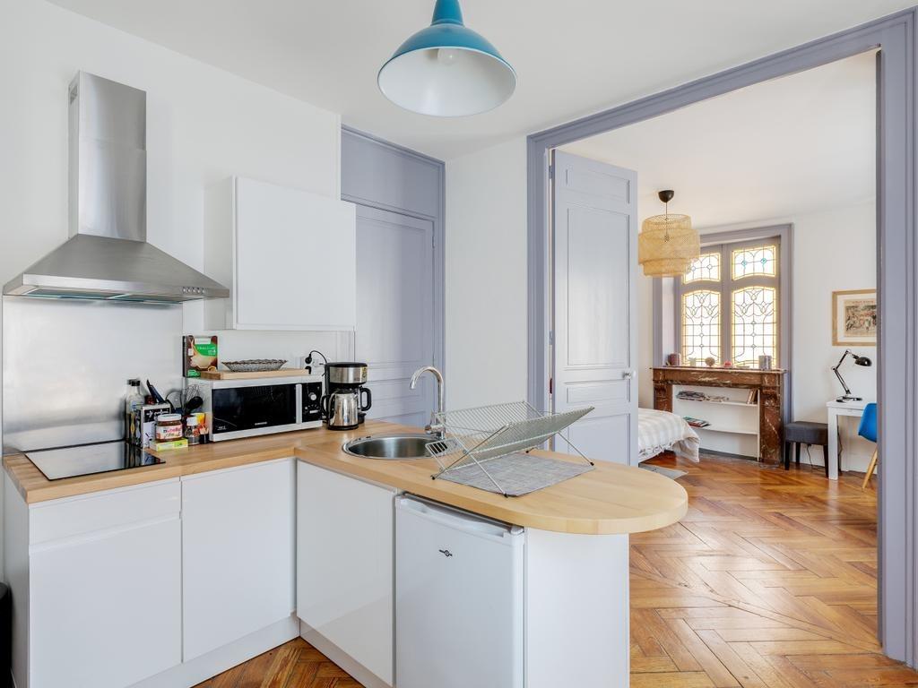 Location appartement 59000 Lille - Sébastopol - Très beau T1 bis meublé de 35m²