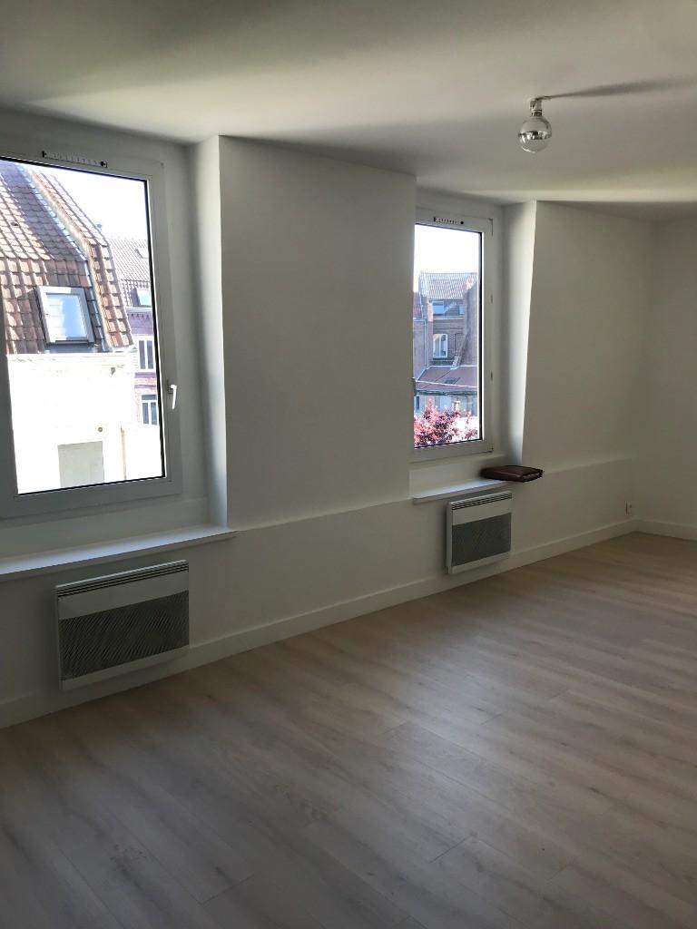 Location appartement 59000 Lille - Lille République - Studio non meublé de 27,53m²