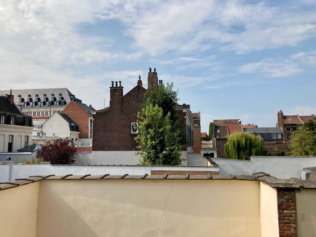 Vieux Lille - 58m² - T2 non meublé - extérieur