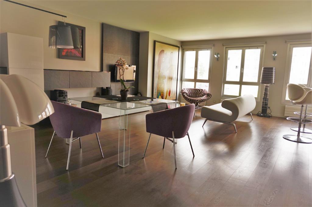 Vente appartement - Appartement standing 120 m² prox immédiate centre ville