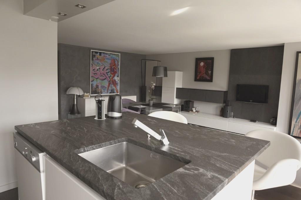 Appartement standing 120 m² prox immédiate centre ville