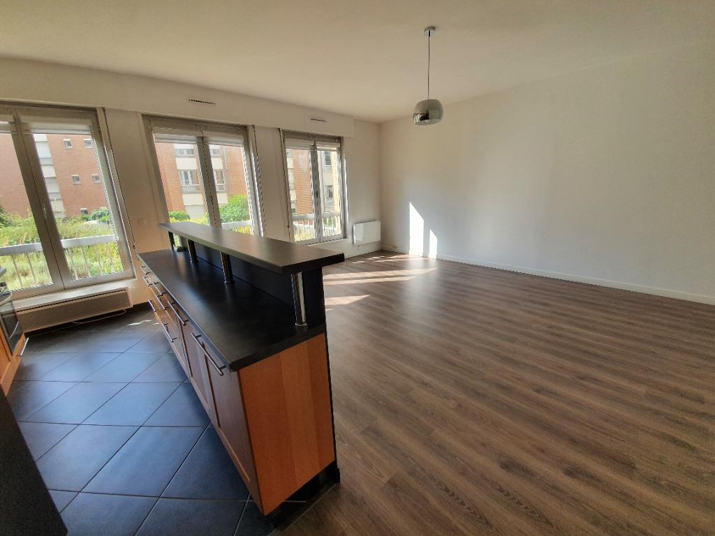 Location appartement 59000 Lille - Place Rihour - Type 3 non meublé de 75,52m² avec parking