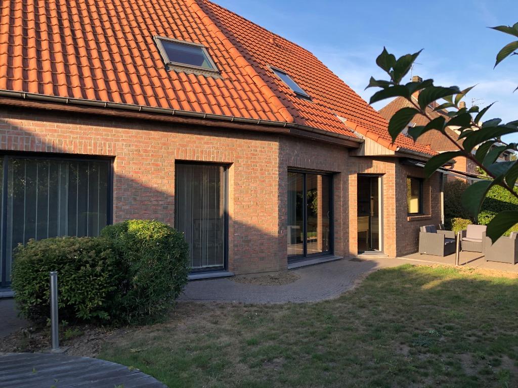 Vente maison - Maison contemporaine 4 chambres 148 m² habitables