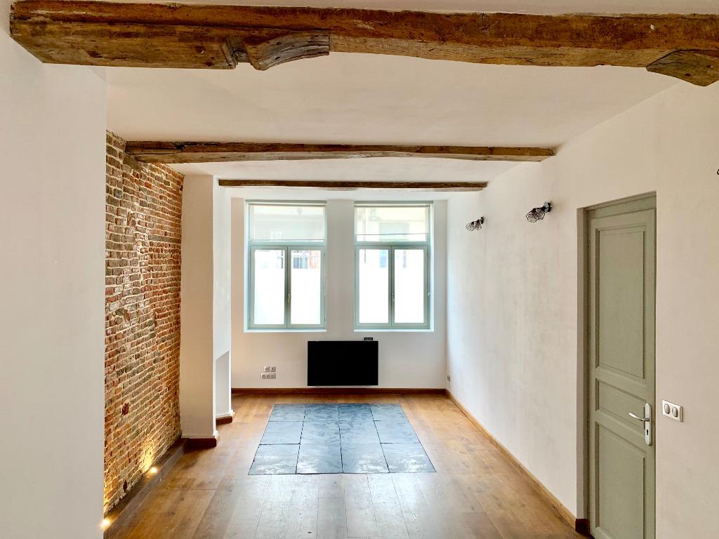 Vente appartement 59000 Lille - Charme Vieux Lille T2