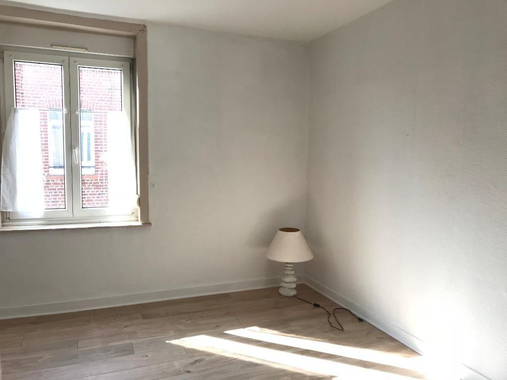 Lille - Gambetta Solférino - Studio non meublé 24,7m²