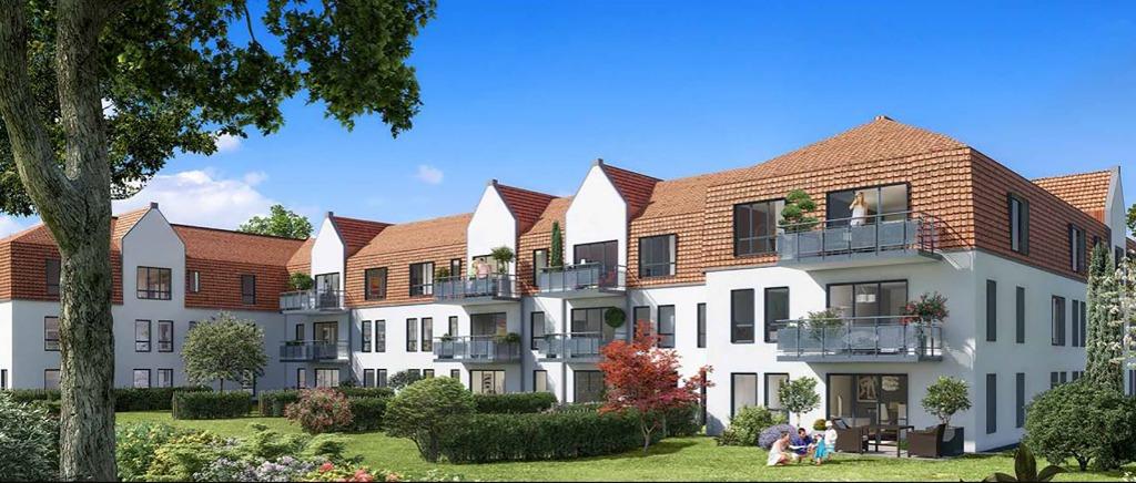Vente appartement - Appartements Type 3 à partir de 51  m²