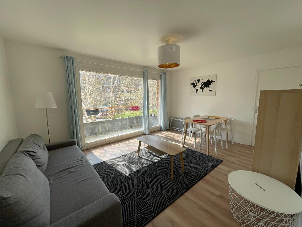 Location appartement 59000 Lille - Lille Wazemmes  - T4 meublé - 73m²