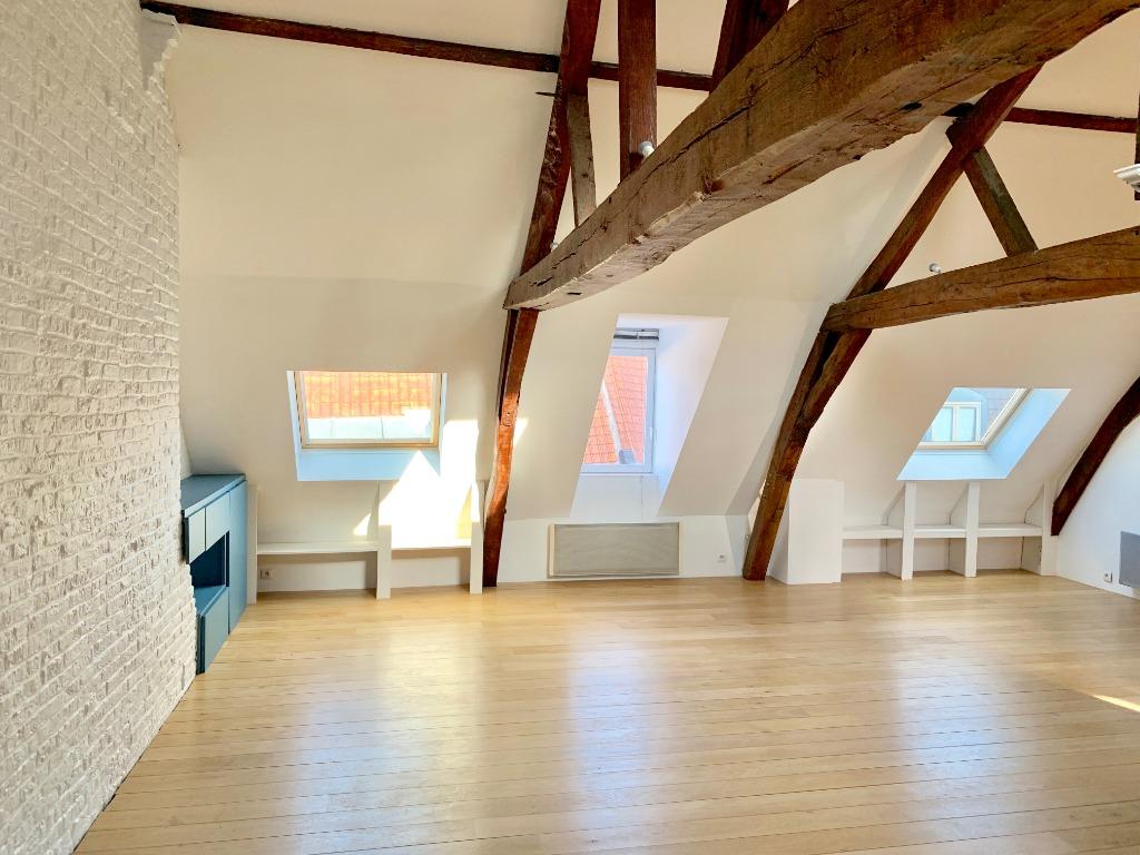 Vente appartement 59000 Lille - T4 bis standing - Vieux Lille