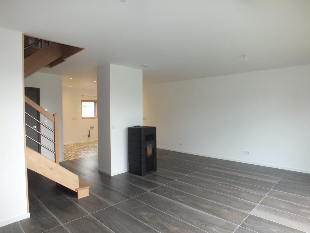 Vente maison - Maison contemporaine 134 m² 5 chambres
