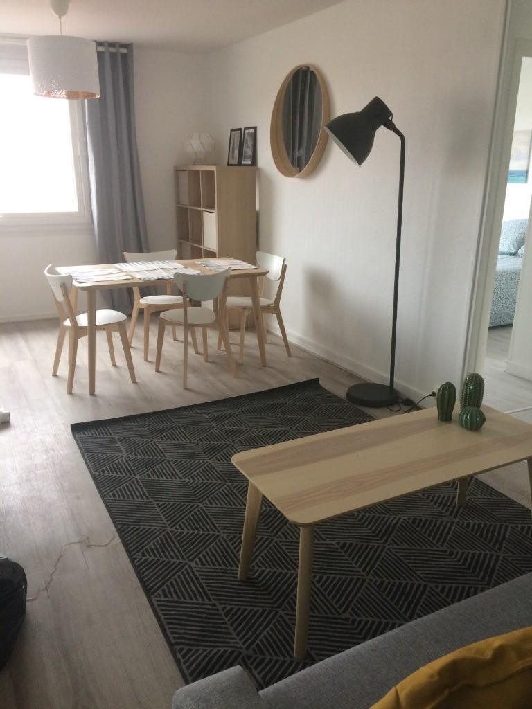 Location appartement 59000 Lille - Lille Gambetta - T5 meublé de 90,45m²