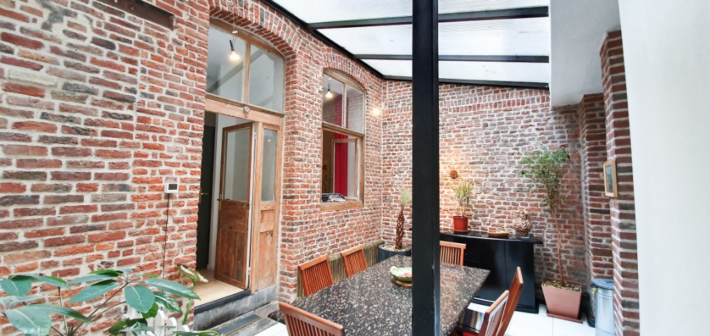 Vente appartement - Vieux-Lille -  Appartement de caractère