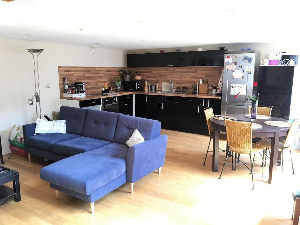 Location appartement - Appartement type 2 meublé entre le Vieux lille et les gares