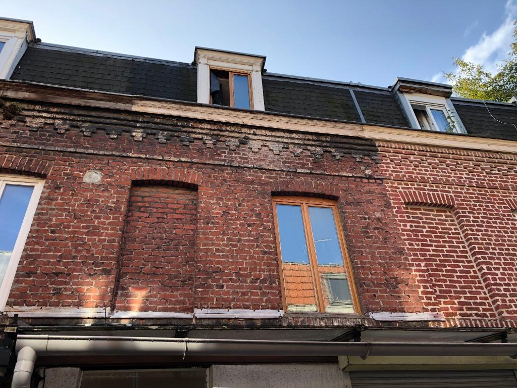 Vente maison 59000 Lille - Maison de courée à fort potentiel !
