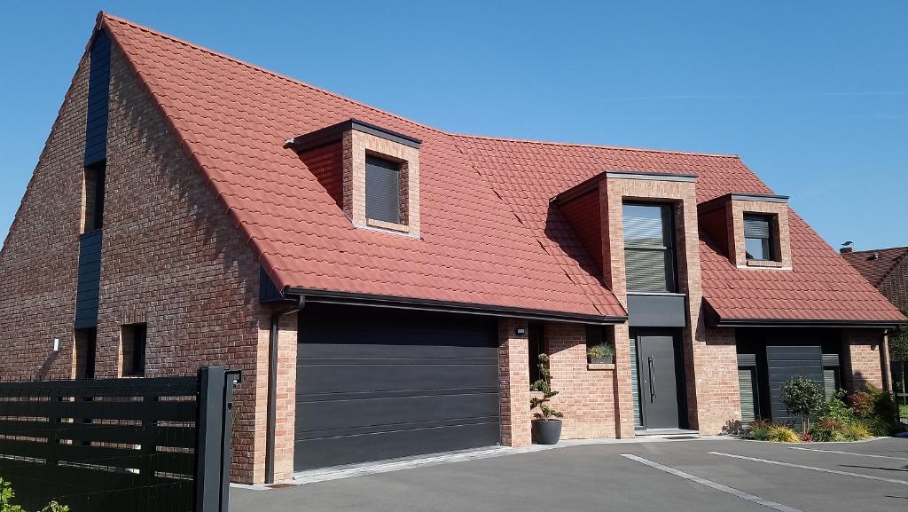 Vente maison 59134 Le maisnil - Magnifique maison contemporaine à proximité de Le Maisnil