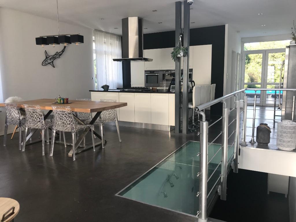 Vente maison - CAPINGHEM - Maison individuelle - 5 chambres - Garage