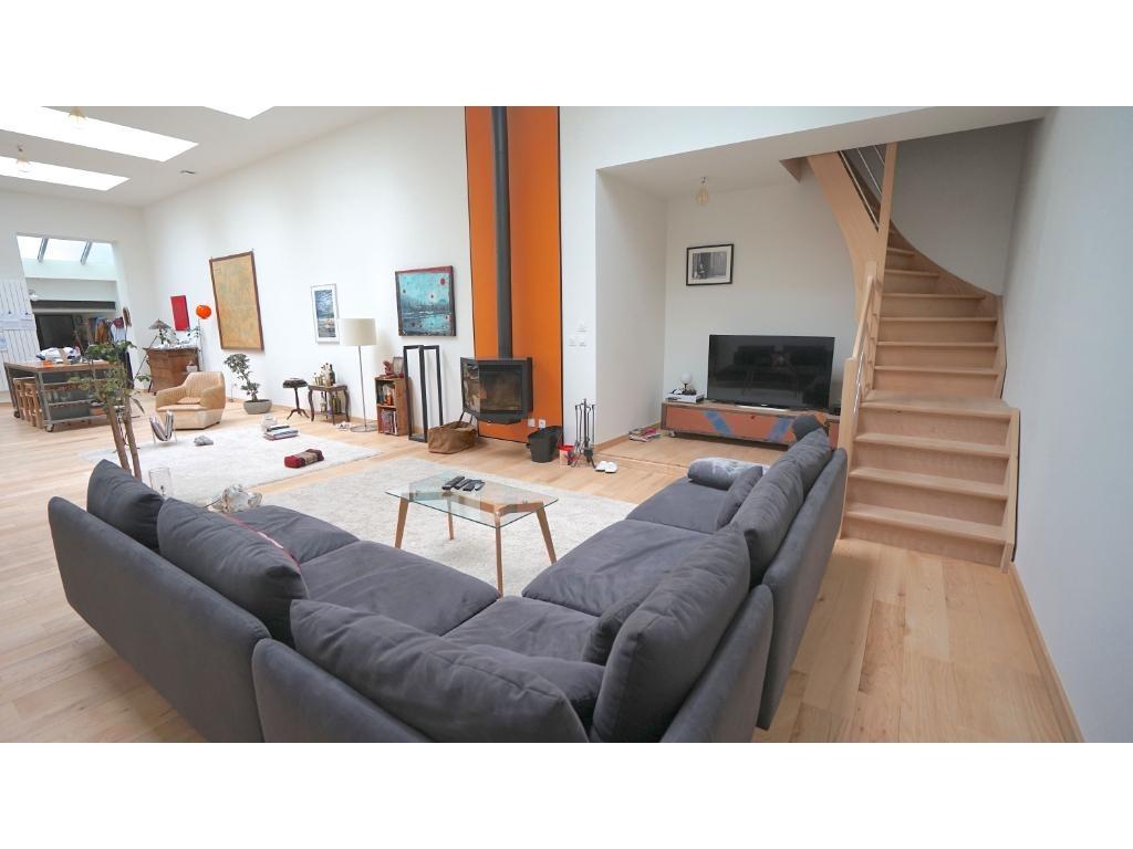 Vente appartement - Magnifique LOFT en plein coeur de Gambetta