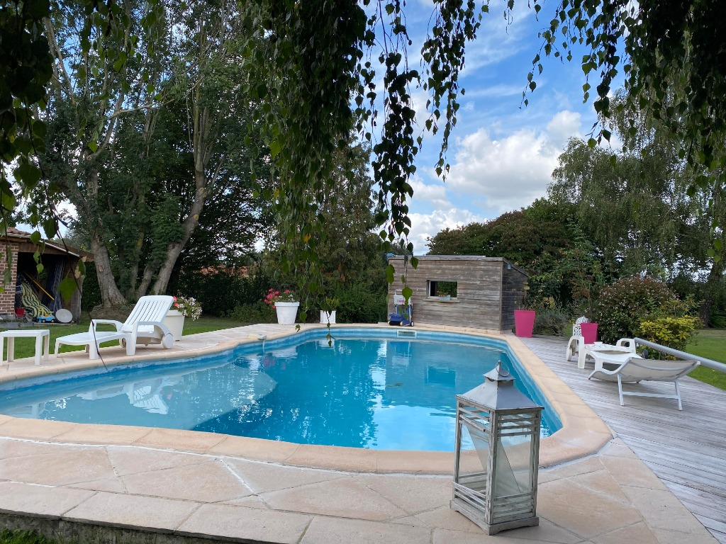 Vente maison 59320 Radinghem en weppes - Magnifique propriété / 6153 m²
