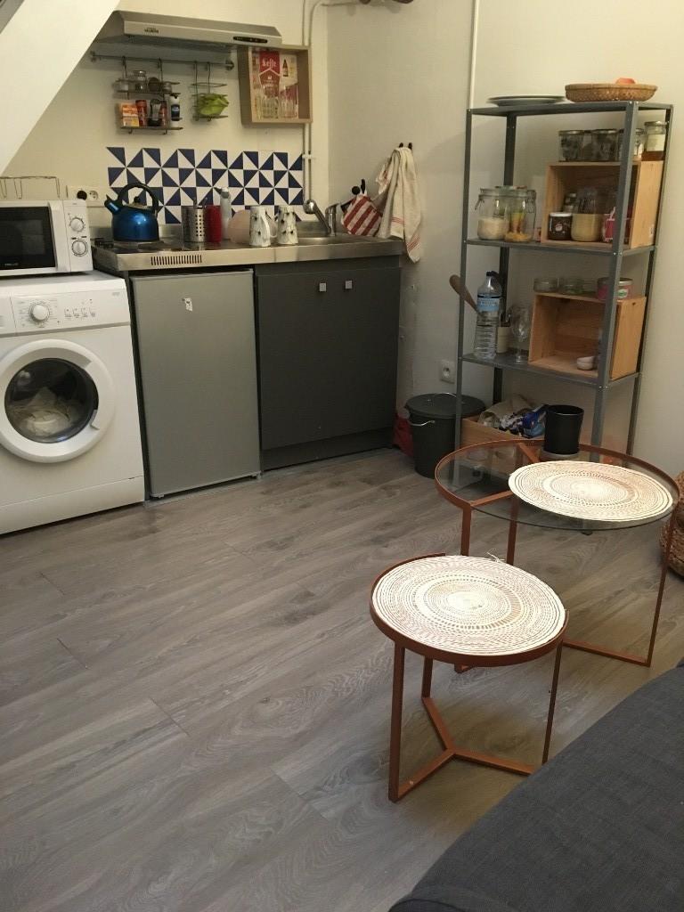 Vente appartement - Charmant appartement en duplex dans le Vieux-Lille