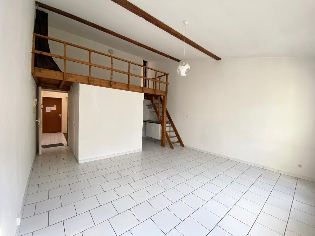 Lille République - T1 Bis non meublé de 38,66m²