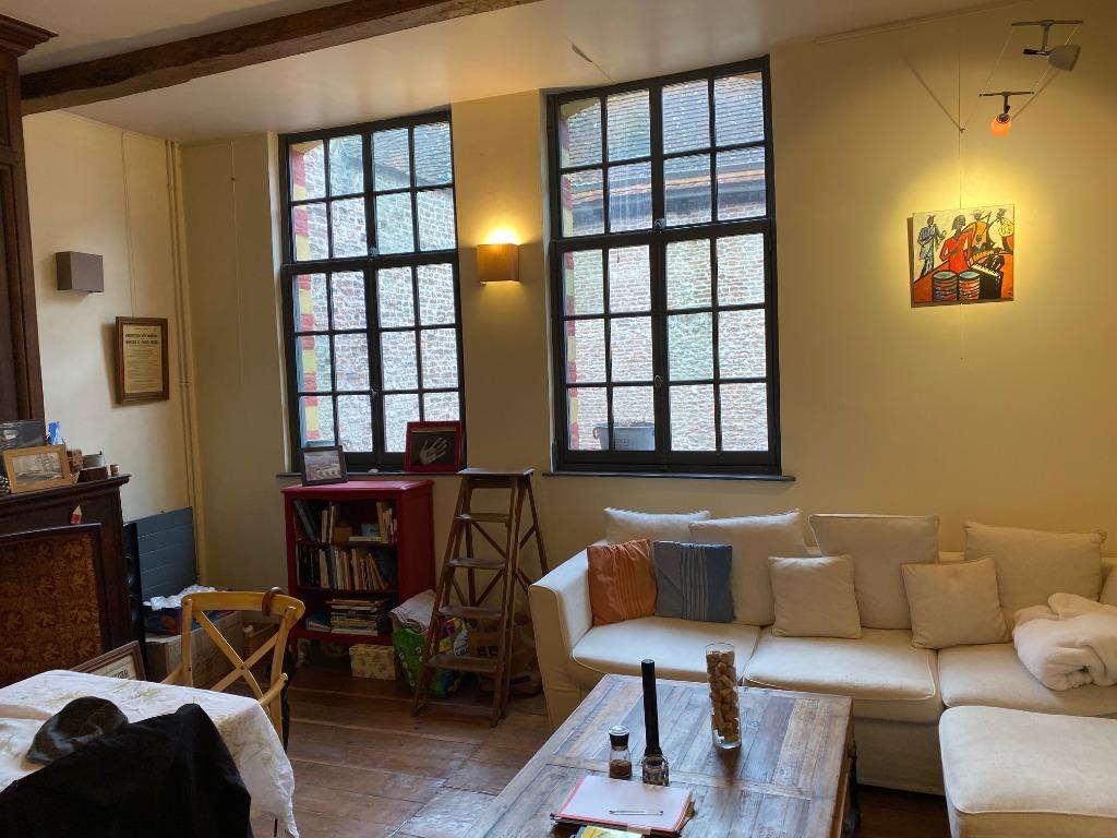 Vente maison - Vieux Lille Sainte Catherine, maison typique 120m²