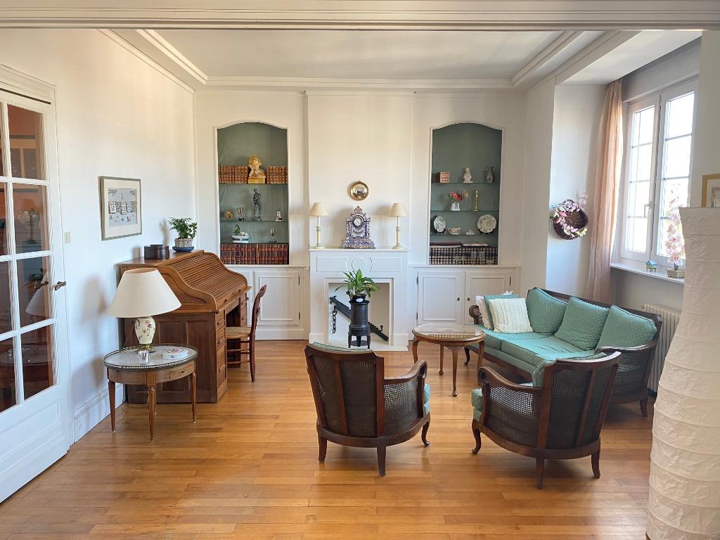 Vente appartement - Marcq Croisé Laroche, superbe appartement 3 chambres