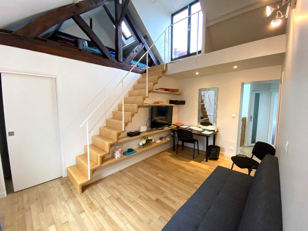 EXCLUSIVITE Maison Vieux Lille rue Saint André