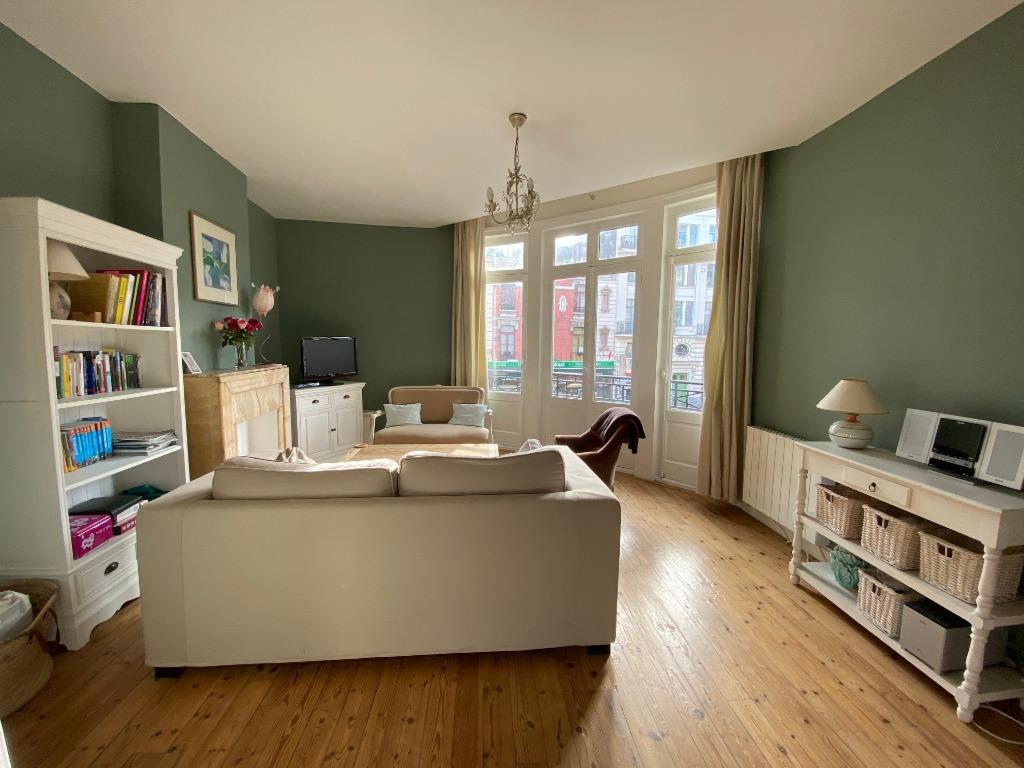Vente appartement - En exclusivité bel appartement de type 3 hyper centre