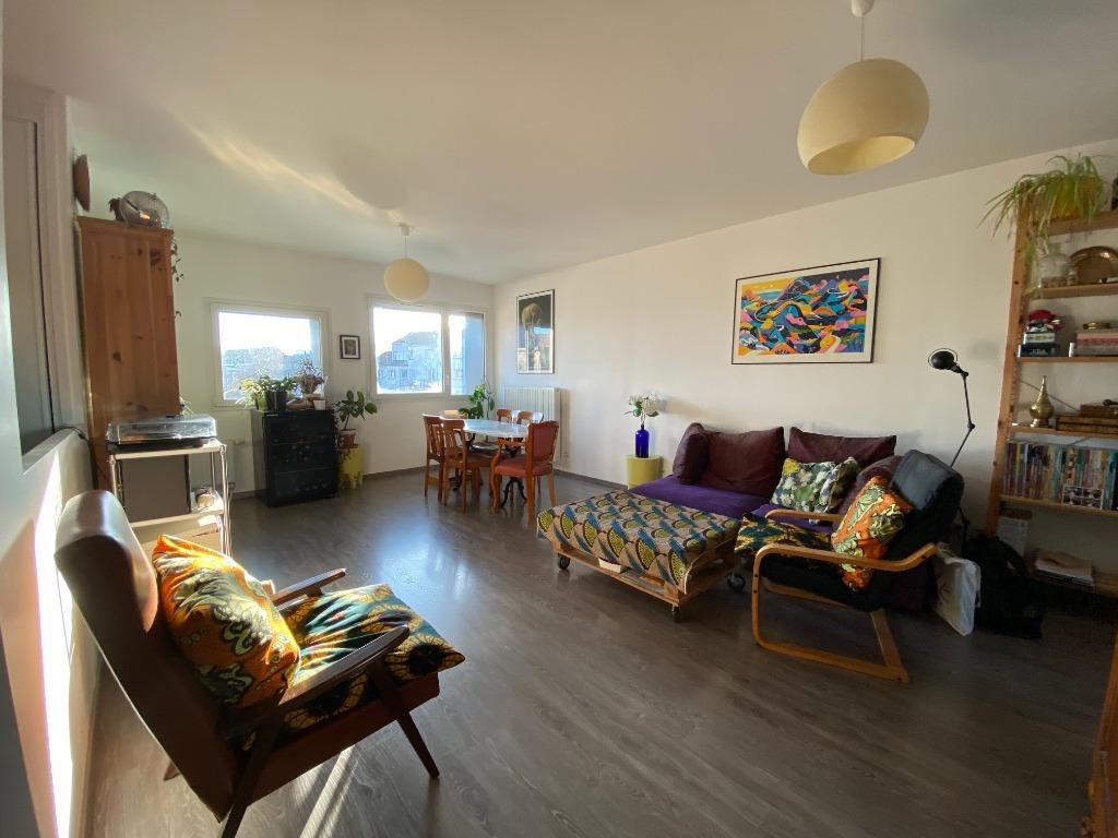 Vente appartement 59000 Lille - A l'abris des regards sur les toits de Lille