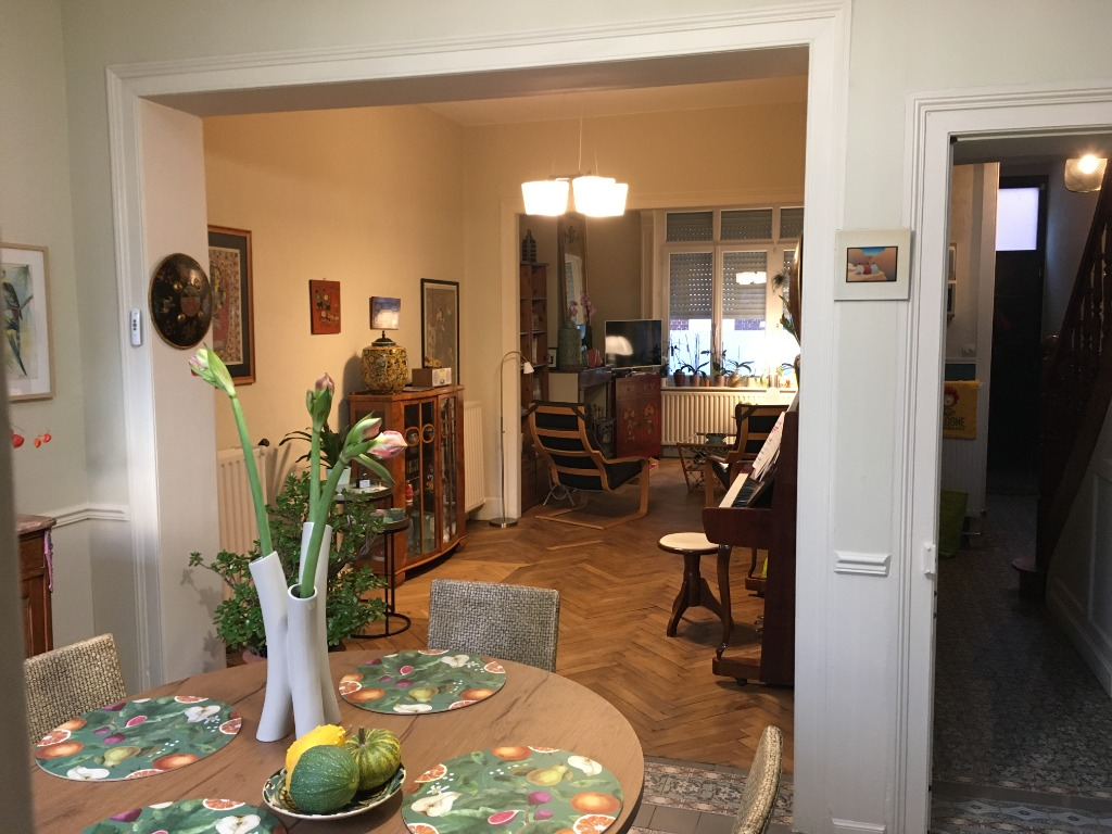 Vente maison 59320 Haubourdin - HAUBOURDIN - Belle 1930 semi individuelle