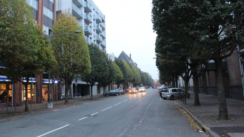 Lille - JB Lebas - Place de parking en résidence sécurisée
