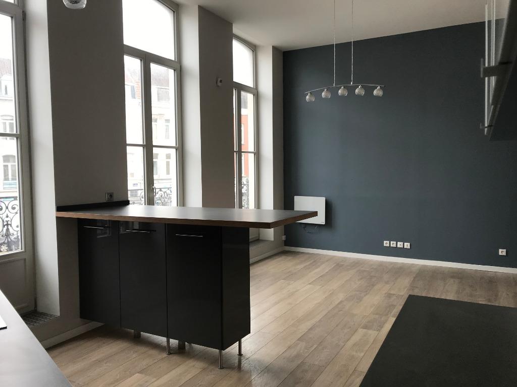 Vente appartement 59000 Lille - Type 2 de 55m2 dans petite copropriété