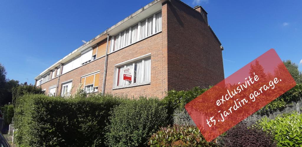 Vente maison 59120 Loos - LOOS proximité CHR MAISON TYPE BEL ÉTAGE
