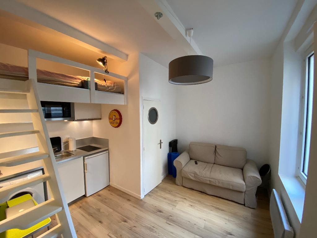 Vente appartement 59000 Lille - F1 mezzanine Proximité Gares