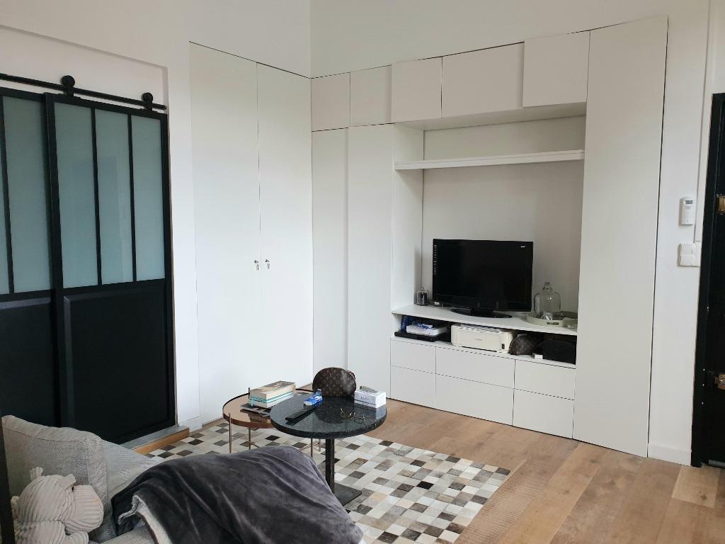 Vente appartement 59000 Lille - Type 1 bis rénové