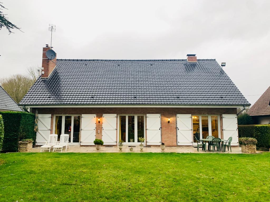 Vente maison - Charmante maison individuelle, limite Arras, 4 chambres